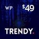 Trendy Pro - Responsive News and Magazine WordPress Blog Theme - ThemeForest Item for Sale