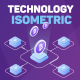 Technology Isometric Concepts - VideoHive Item for Sale