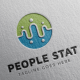 People Statistic Logo