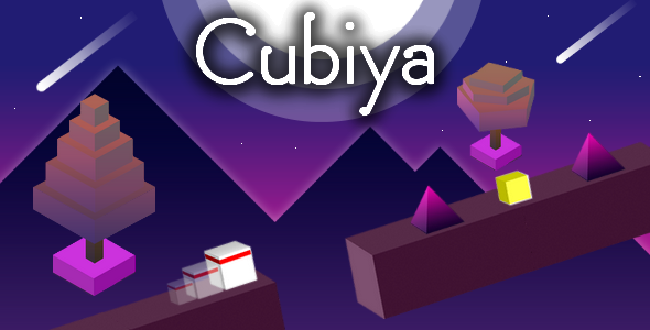 Cubiya-3d games construct2 - CodeCanyon Item for Sale