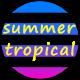 Miami Summer Upbeat Beach House