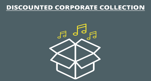 Discounted Corporate Music Collection