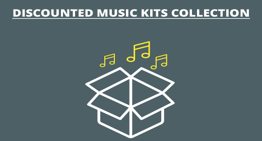 Discounted Music Kits Collection
