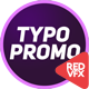 Typo Promo - VideoHive Item for Sale