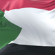 Sudan Flag Waving - VideoHive Item for Sale