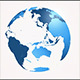 Transparent Globe Loop - VideoHive Item for Sale