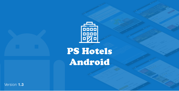 Hotels Android App With Material Design & PHP Backend            Nulled