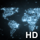 World Map Binary Code Background - VideoHive Item for Sale