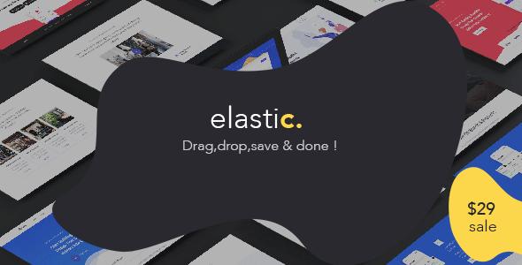 elastik - multipurpose wordpress theme (business) Elastik – Multipurpose WordPress Theme (Business) preview