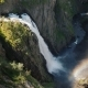 The Famous Waterfall Voringsfossen in Norway. Impressive Beauty of Scandinavian Nature - VideoHive Item for Sale