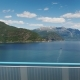Along the Bridge Through the Scenic Fjord in Norway - VideoHive Item for Sale