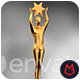 Award Statue Alpha 02 - VideoHive Item for Sale