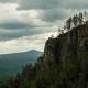 Time-lapsr in the Ural Mountains in Karatash Ridge - VideoHive Item for Sale
