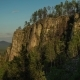 Sunset in the Ural Mountains in Karatash Ridge - VideoHive Item for Sale