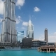 Burj Khalifa Park Hyperlapse - VideoHive Item for Sale