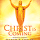 Christ is Coming Church Flyer