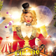 Circus Carnival Night Flyer - GraphicRiver Item for Sale