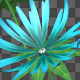 Growing Blue Flower - VideoHive Item for Sale