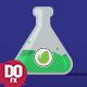 Minimal Chemistry Logo - VideoHive Item for Sale