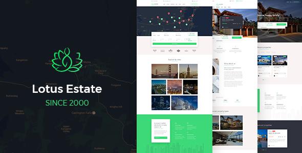 Leo Real Estate – Best Real Estate Agent Website