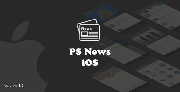 News App 1.3 (Multipurpose iOS News Application) - CodeCanyon Item for Sale