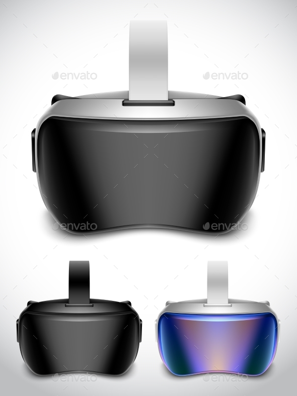 Virtual Reality Headset - Media Technology