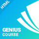 Genius Course - Learning & Course HTML Template - ThemeForest Item for Sale