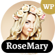 RoseMary - A Refined Hair, Beauty & Spa Salon Wordpress Theme - ThemeForest Item for Sale