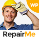 RepairMe - A Vibrant Construction & Renovation WordPress Theme - ThemeForest Item for Sale