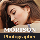 July Morison | An Alluring Event Photographer's Portfolio & Blog WordPress Theme - ThemeForest Item for Sale