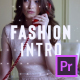 Fashion Gradient Intro - VideoHive Item for Sale