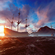 Sailing Ships At Sunset - VideoHive Item for Sale