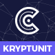 Kryptunit - Cryptocurrency Admin Dashboard Template - ThemeForest Item for Sale