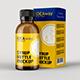 Syrup Bottle Box Mockup - GraphicRiver Item for Sale