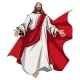 Jesus Open Arms - GraphicRiver Item for Sale