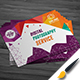 Photography Post Card Design. - GraphicRiver Item for Sale