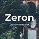 Zeron Creative Powerpoint Template