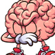Dabbing Brain - GraphicRiver Item for Sale