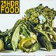25 HDR FOOD Lightroom Presets