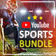 YouTube Sports Bundle - 20 Multipurpose Banners - GraphicRiver Item for Sale