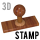 Stamp Go In And Out - VideoHive Item for Sale