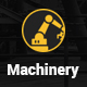 Machinery - Factory Business HTML Template - ThemeForest Item for Sale