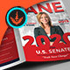 Jane Political Brochure Template 1