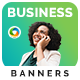 Business Web Banner Set - GraphicRiver Item for Sale