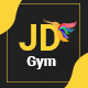 JD Fitness - Gym and Fitness Joomla Template - ThemeForest Item for Sale