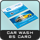 Car Wash Business Card - GraphicRiver Item for Sale