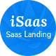 iSaas -Software, App, Saas Landing HTML Template - ThemeForest Item for Sale