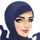 Muslim Woman in Hijab - GraphicRiver Item for Sale