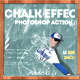 Chalk Effect Photoshop Action - GraphicRiver Item for Sale
