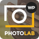 PhotoLab | A Trendy Photo Company & Photo Supply Store WordPress Theme - ThemeForest Item for Sale